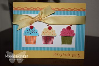 Create a Cupcake Build a Cupcake Punch