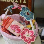 Canasta Build a Blossom por Jorge