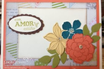Secret Garden, Noelia Román, Demo. Indp. Stampin'Up! en Puerto Rico
